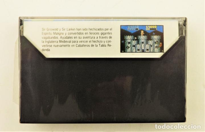 Videojuegos y Consolas: Amstrad Juego Ramparts - Foto 2 - 190462186