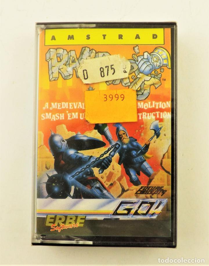 AMSTRAD JUEGO RAMPARTS (Juguetes - Videojuegos y Consolas - Amstrad)