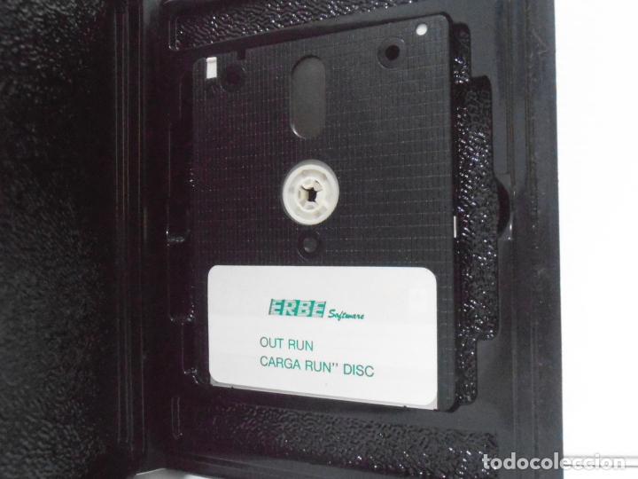 Videojuegos y Consolas: JUEGO AMSTRAD CPC DISCO, OUT RUN, ESTUCHE, ERBE SOFTWARE - Foto 2 - 190464152