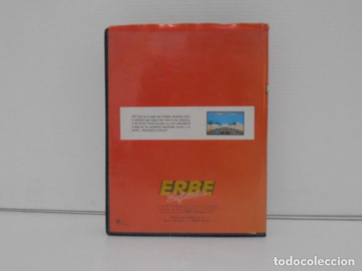Videojuegos y Consolas: JUEGO AMSTRAD CPC DISCO, OUT RUN, ESTUCHE, ERBE SOFTWARE - Foto 3 - 190464152