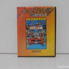 Videojuegos y Consolas: JUEGO AMSTRAD CPC DISCO, OUT RUN, ESTUCHE, ERBE SOFTWARE. Lote 190464152