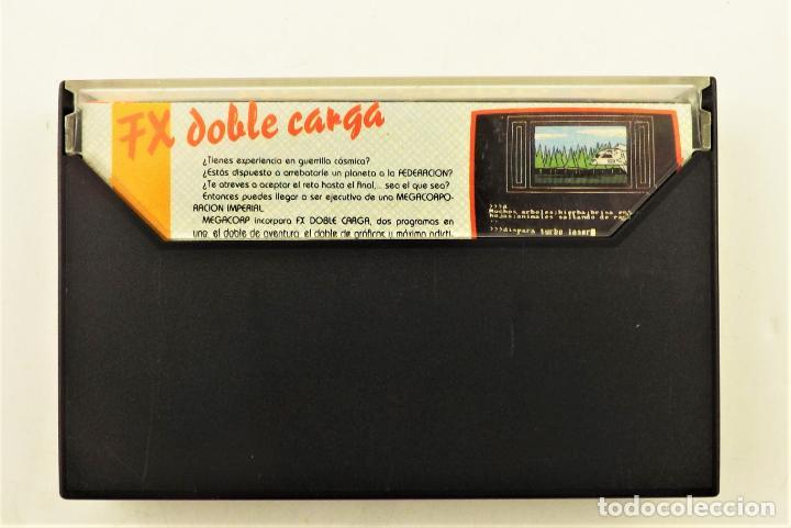 Videojuegos y Consolas: Amstrad CPC Juego Mega Corp - Foto 3 - 190464478