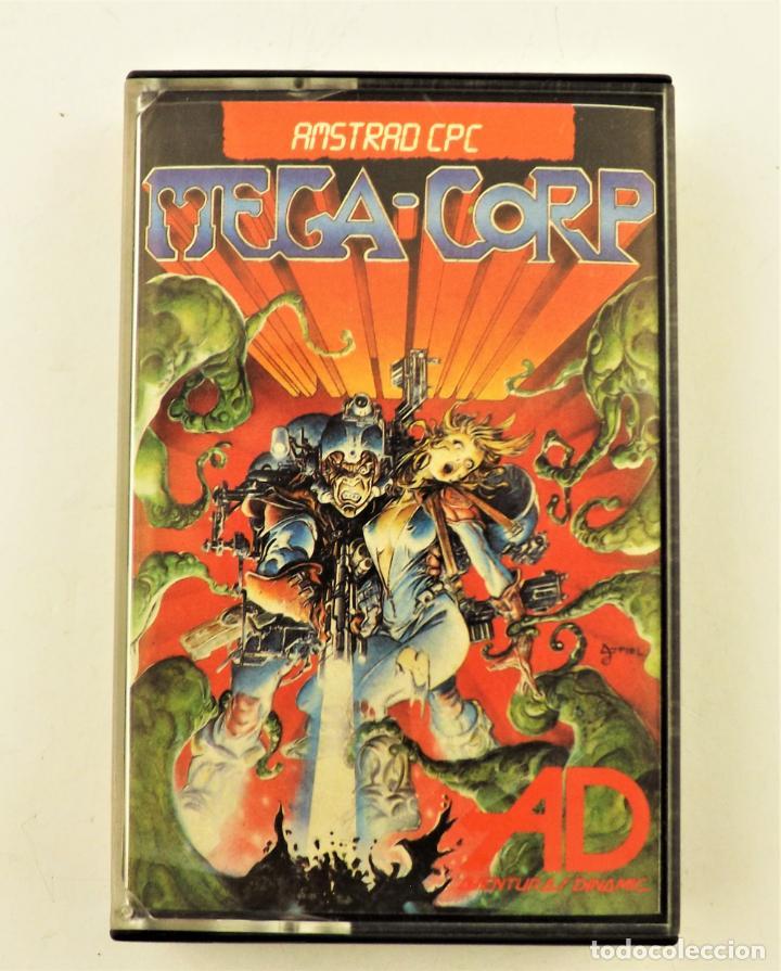 AMSTRAD CPC JUEGO MEGA CORP (Juguetes - Videojuegos y Consolas - Amstrad)