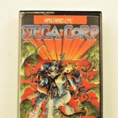Videojuegos y Consolas: AMSTRAD CPC JUEGO MEGA CORP. Lote 190464478