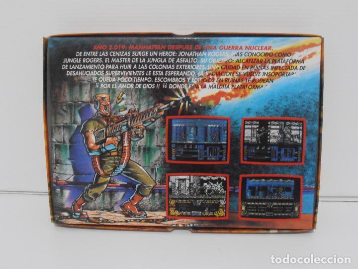 Videojuegos y Consolas: JUEGO AMSTRAD CPC DISCO,AFTER THE WAR, CAJA CARTON, DINAMIC - Foto 3 - 190723830