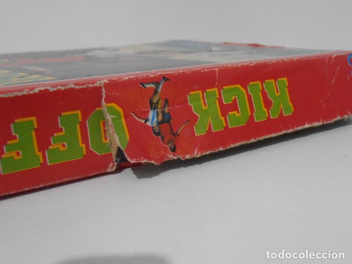 Videojuegos y Consolas: JUEGO AMSTRAD CPC DISCO, KICK OFF, CAJA CARTON, ANCO - Foto 4 - 190724578