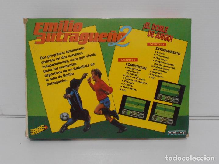 Videojuegos y Consolas: JUEGO AMSTRAD CPC DISCO, EMILIO BUTRAGUEÑO 2, CAJA CARTON, ERBE DINAMIC - Foto 3 - 190725265