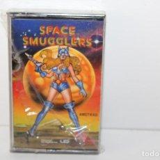 Videojuegos y Consolas: JUEGO AMSTRAD SPACE SMUGGLERS - PRECINTADO. Lote 191352795