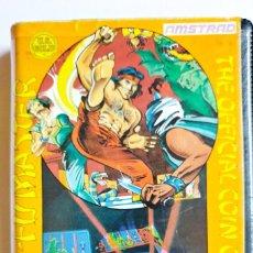 Videojuegos y Consolas: JUEGO KUNG-FU MASTER AMSTRAD ORDENADOR CINTA. AÑO 1985. Lote 191536018