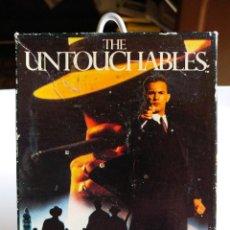Videojuegos y Consolas: JUEGO THE UNTOUCHABLES - LOS INTOCABLES CINTA. AÑO 1989. Lote 191541658