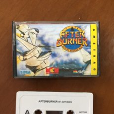 Videojogos e Consolas: AFTER BURNER - CASETE - AMSTRAD. Lote 192011065