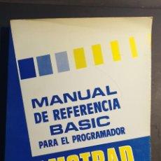 Videojuegos y Consolas: MANUAL BASIC PARA AMSTRAD CPC-464 - AMSTRAD. Lote 192191576