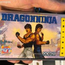 Videojogos e Consolas: DRAGON NINJA PARA AMSTRAD. Lote 192749580