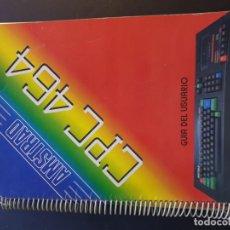 Videojuegos y Consolas: MANUAL DE USUARIO DEL AMSTRAD CPC-464 - AMSTRAD. Lote 192948656