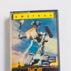 Videojuegos y Consolas: JUEGO SHORT CIRCUIT CORTOCIRCUITO AMSTRAD ORDENADOR CINTA 1987. Lote 193247868