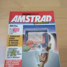 Videojuegos y Consolas: REVISTA ORDENADORES AMSTRAD SEMANAL NÚMERO 31 MICRO HOBBY BUEN ESTADO 464 6128 MICROHOBBY. Lote 194058311