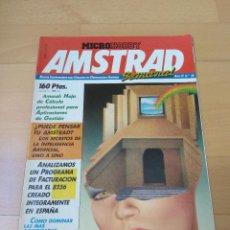 Videojuegos y Consolas: REVISTA ORDENADORES AMSTRAD SEMANAL NÚMERO 38 MICRO HOBBY BUEN ESTADO 464 6128 MICROHOBBY. Lote 194058640