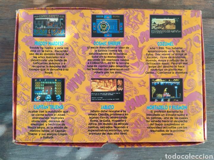 Videojuegos y Consolas: Comic arcade aventura , juego Amstrad. Pack de 6 juegos. - Foto 3 - 194189350