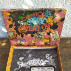 Videojuegos y Consolas: COMIC ARCADE AVENTURA , JUEGO AMSTRAD. PACK DE 6 JUEGOS.. Lote 194189350