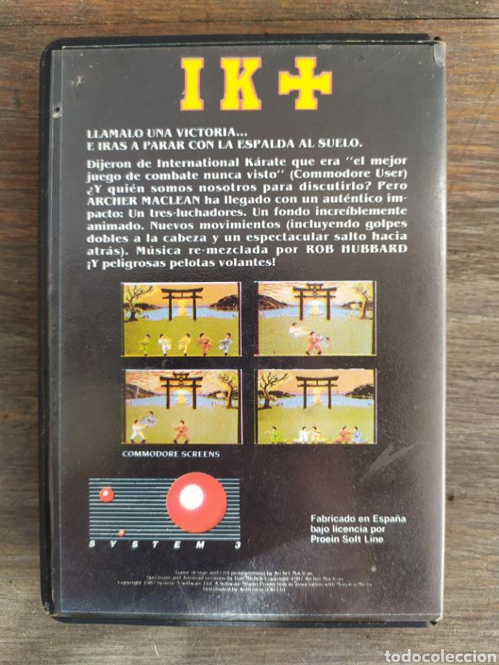 Videojuegos y Consolas: IK + juego Amstrad. - Foto 3 - 194212615