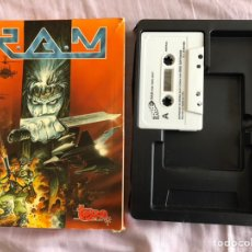 Videojuegos y Consolas: R.A.M. AMSTRAD CINTA. Lote 194249870