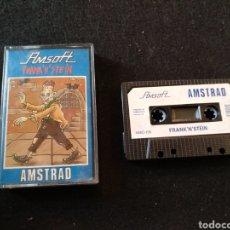 Videojuegos y Consolas: AMSTRAD FRANK'N'STEIN. Lote 194577728