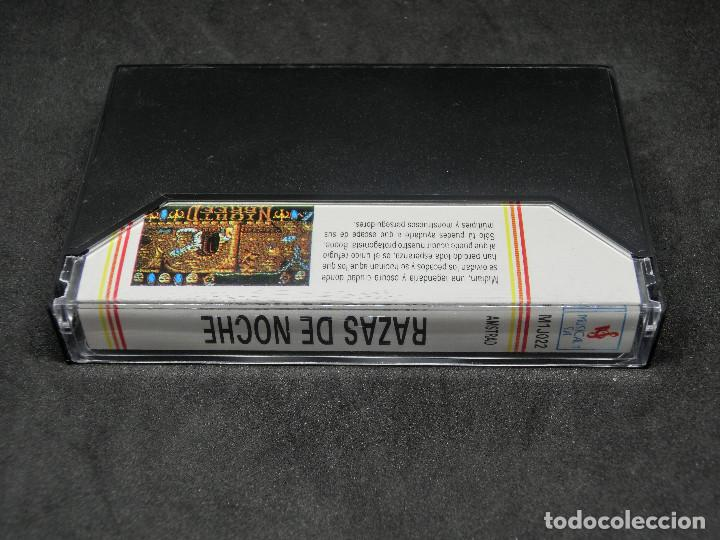 Videojuegos y Consolas: CASETE VIDEOJUEGO AMSTRAD - RAZAS DE NOCHE NIGHT BREED - 1990 ERBE - Foto 2 - 194741612