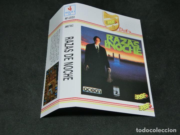 Videojuegos y Consolas: CASETE VIDEOJUEGO AMSTRAD - RAZAS DE NOCHE NIGHT BREED - 1990 ERBE - Foto 3 - 194741612