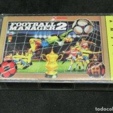 Videojuegos y Consolas: CASETE VIDEOJUEGO AMSTRAD - FOOTBALL MANAGER 2 - 1989 KEVIN TOMS SYSTEM 4. Lote 194742405