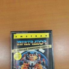 Videojuegos y Consolas: AMSTRAD INFILTRATOR. Lote 194754782