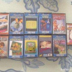 Videojuegos y Consolas: LOTE AMSTRAD JUEGOS . Lote 194777333