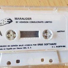 Videojuegos y Consolas: MARAUDER BY HEWSON CONSULTANTS LIMITED,1988. Lote 195099861