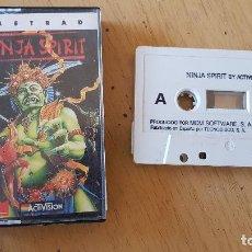 Videojuegos y Consolas: NINJA SPIRIT,1990. Lote 195101196