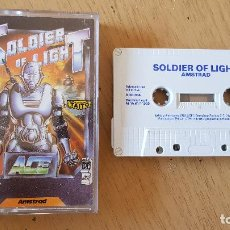 Videojuegos y Consolas: SOLDIER OF LIGHT,1989. Lote 195101358