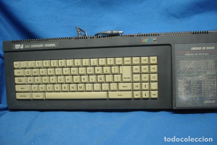 ORDENADOR PERSONAL AMSTRAD 128K (Juguetes - Videojuegos y Consolas - Amstrad)