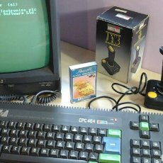 Videojuegos y Consolas: AMSTRAD CPC 464 NUEVO LOGO FUNCIONANDO. Lote 195220370