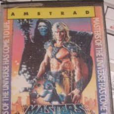 Videojuegos y Consolas: AMSTRAD MASTERS OF THE UNIVERS THE MOVIE - PORTAL DEL COL·LECCIONISTA . Lote 195399657