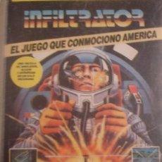 Videojuegos y Consolas: AMSTRAD INFILTRATOR - PORTAL DEL COL·LECCIONISTA . Lote 195399726
