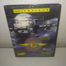 Videojuegos y Consolas: JUEGO NIGHT RAIDER ESTUCHE GRANDE CON INSTRUCCIONES AMSTRAD. Lote 195879232
