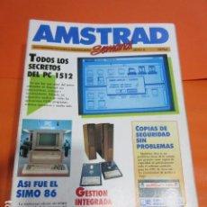 Videojuegos y Consolas: AMSTRAD SEMANAL NUMERO 65 AL 100 DICIEMBRE 1986 A SEPTIEMBRE 1987 - ESTUDIO OFERTA LEER INT. Lote 195882558