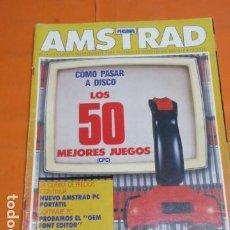 Videojuegos y Consolas: REVISTA AMSTRAD PERSONAL NUMERO 3 AÑO 1987. Lote 195884160