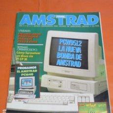 Videojuegos y Consolas: REVISTA AMSTRAD PERSONAL NUMERO 1 AÑO 1987 . Lote 195884380