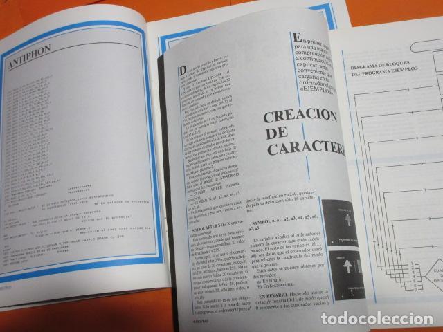 Videojuegos y Consolas: REVISTA AMSTRAD PROGRAMANDO MI NUMEROS 1 Y 2 CREO QUE DE 1986 - Foto 2 - 195884767