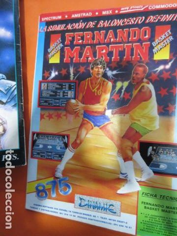 Videojuegos y Consolas: AMSTRAD SEMANAL NUMERO 65 AL 100 DICIEMBRE 1986 A SEPTIEMBRE 1987 - ESTUDIO OFERTA LEER INT - Foto 6 - 195882558
