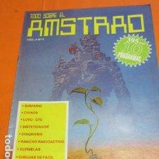 Videojuegos y Consolas: REVISTA AMSTRAD TODO SOBRE EL AMSTRAD NUMERO 3 AÑO 1986. Lote 195885326