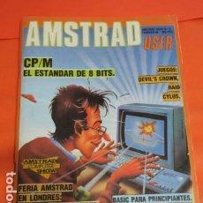 Videojuegos y Consolas: REVISTA AMSTRAD USER NUMERO 5 AÑO 1986 - LEER INTERIOR. Lote 195886753
