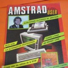Videojuegos y Consolas: REVISTA AMSTRAD USER NUMERO 3 AÑO 1985 - LEER INTERIOR. Lote 195886836
