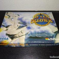 Videojuegos y Consolas: JUEGO AFTER BURNER AMSTRAD. Lote 196451656