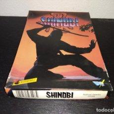 Videojuegos y Consolas: JUEGO SHINOBI AMSTRAD. Lote 196452137