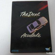 Videojuegos y Consolas: TEST DRIVE 2 / CAJA CARTÓN / AMSTRAD CPC 6128/ RETRO VINTAGE / DISCO - DISKETTE. Lote 197495543